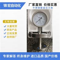 不锈钢隔膜耐震压力表参数