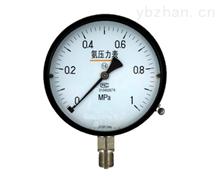 JN-YTQS氨用压力表