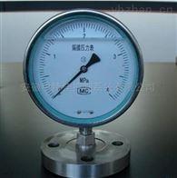 TYTP-100S防腐全塑隔膜压力表