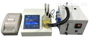 锂电池电解液水分测定仪