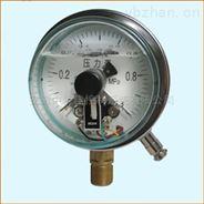 YEX-150B系列不锈钢膜盒电接点压力表