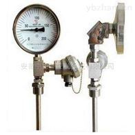 WSSP-411热电阻双金属温度计