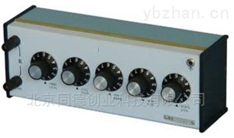 新型直流電阻器