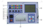 12端口断路器高压开关机械特性测试仪