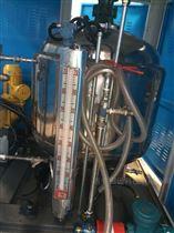 延长石油集团氟硅化工磁翻板液位计使用