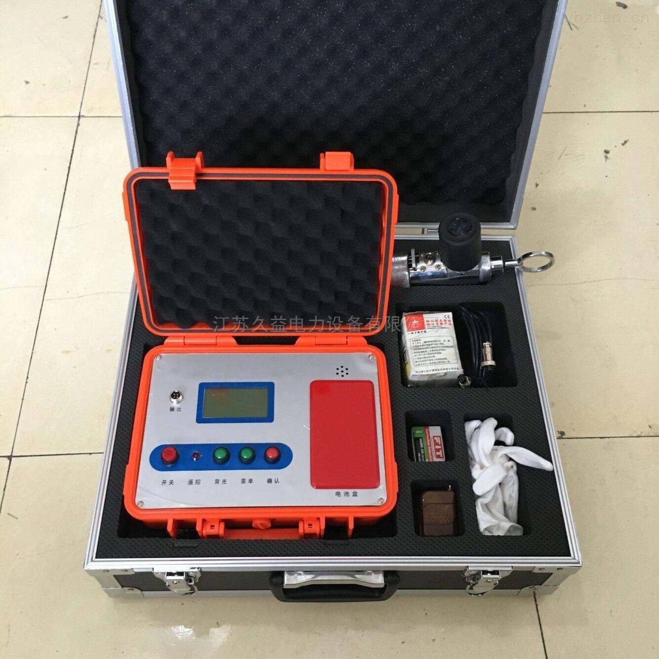 多次脈沖智能型電纜故障測試儀