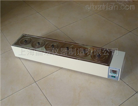 HH-6单列六孔水浴锅