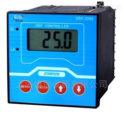 浓盐水预处理系统安装在线ORP分析仪