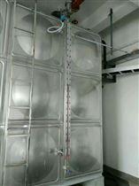 UHF-7CDH4供应山东山西高压防爆远传磁翻板液位计304材质10Mpa