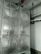 UHF-7CDH4厂家供应山东山西高压防爆远传磁翻板液位计304材质10Mpa