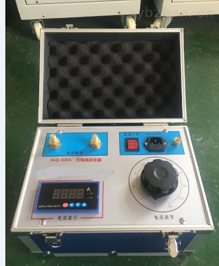 旭明-便攜式電流發生器特點