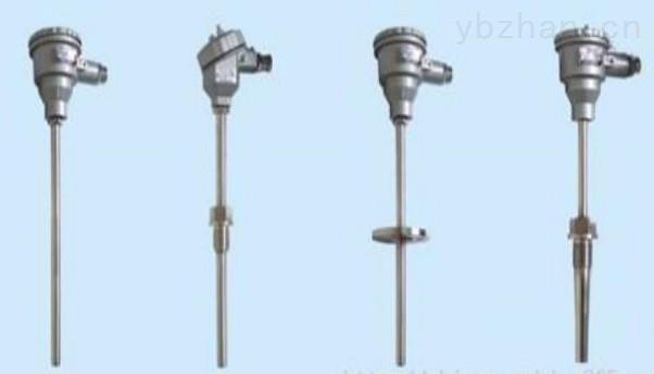 WRPK-461固定卡套法蘭圓接插式鎧裝熱電偶/熱電阻系列