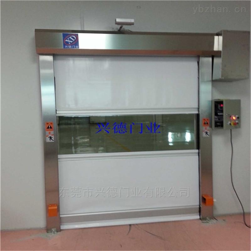XDM-2000横置式高速堆积门/东莞兴德门业