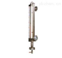 顶装导向型磁翻柱液位计