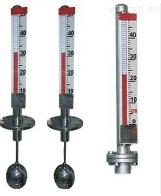 顶装磁翻柱液位计正确安装