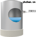 智能型外貼式超聲波液位計