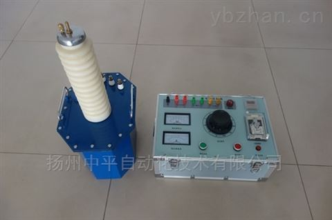 30KVA工频耐压试验装置参数说明