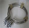 瓷套电加热器380V1.5KW厂家