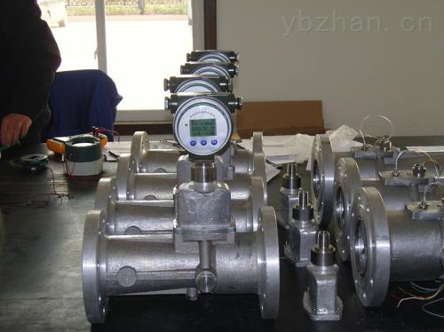 金迪旋进旋涡气体流量传感器丨旋进式流量计