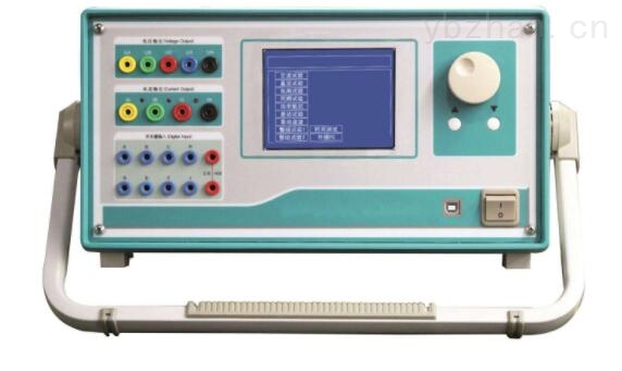 光數字繼電保護測試儀應用