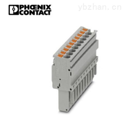 接线端子针式插头PP-H 2,5/10