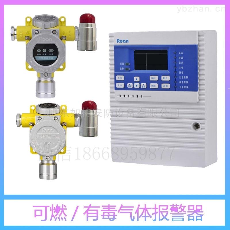 制氫站可燃氣體報警器 氫氣泄漏濃度報警器