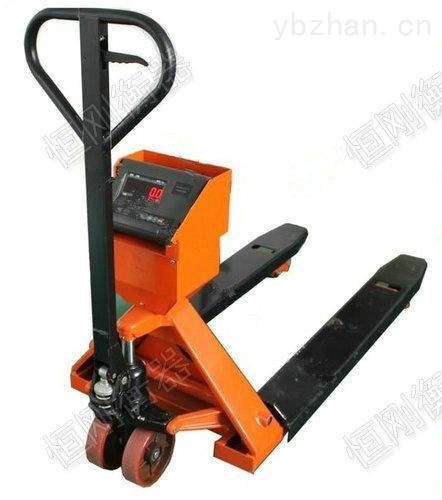 3t標準液壓叉車電子秤 標準叉車秤價格