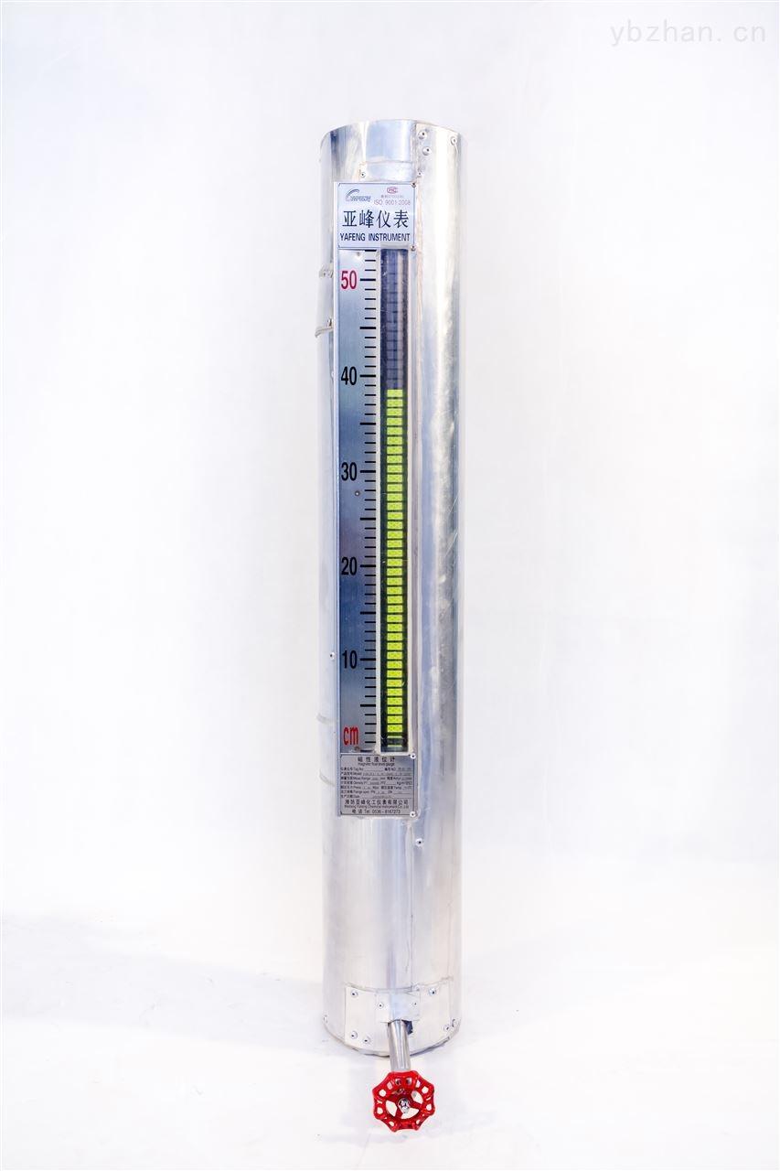 专业生产透光式玻璃板液位计