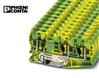 菲尼克斯接地端子黄绿色 ST 2,5-3PE