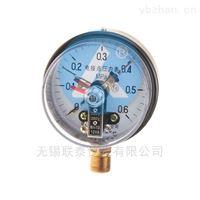 YX100(低压) 电接点压力表