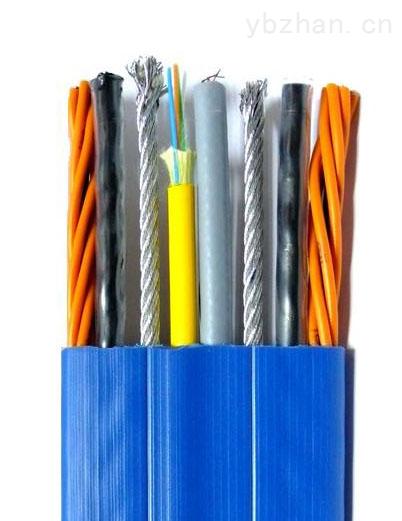 聚氯乙烯绝缘护套屏蔽电梯电缆