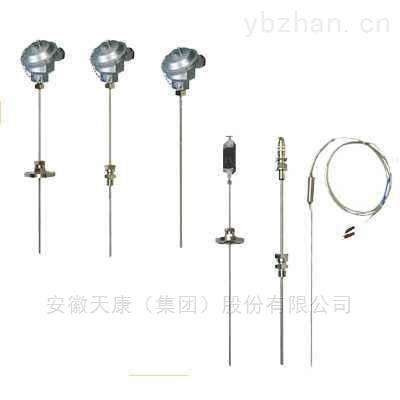 耐震铠装热电阻