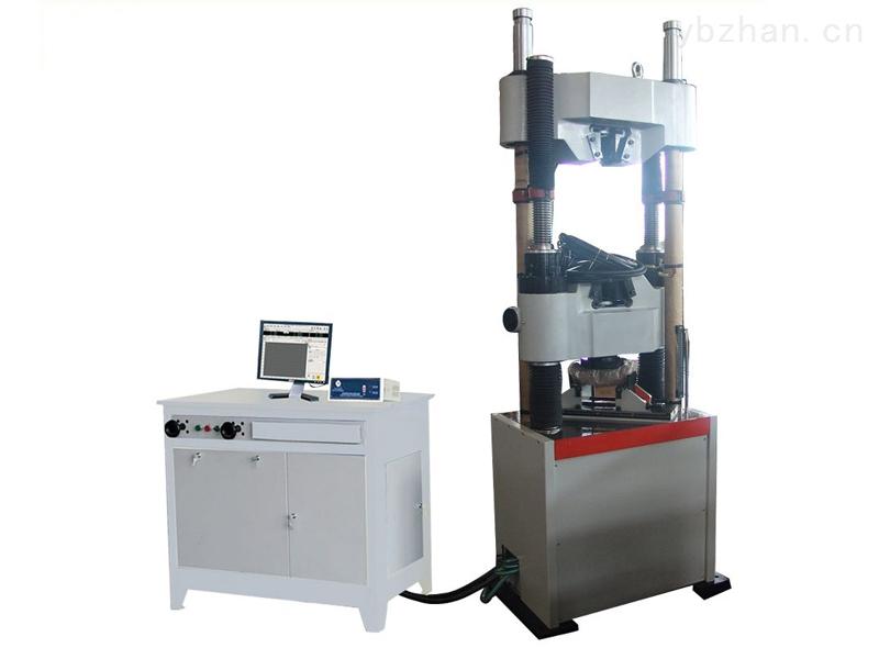 微机屏显电液伺服万能试验机厂家