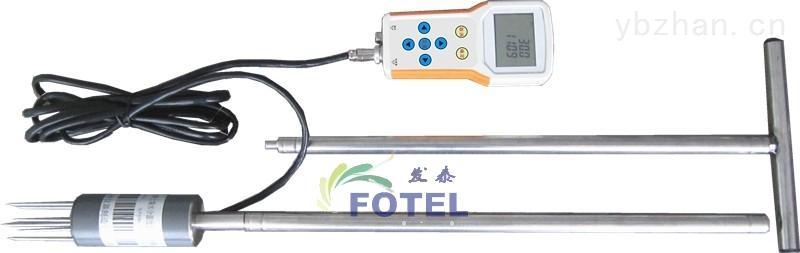 OK-SW1+-土壤水分、盐分、温度测试仪