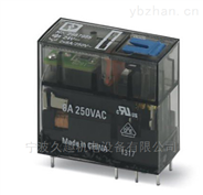 微型继电器 REL-MR- 24DC/21-21AU/MS