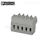 菲尼克斯端子连接器插头 BCP-381-2 GY