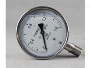 ABG- YTFN-100不锈钢耐震压力表