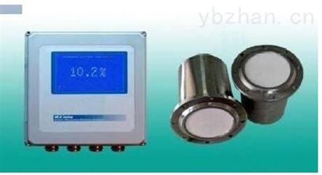 接触式在线微波水分仪应用