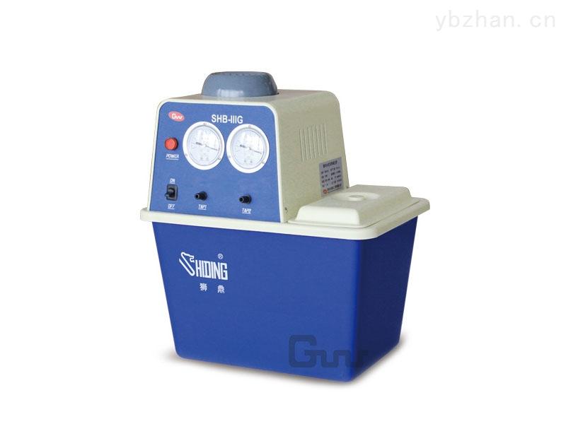 狮鼎牌循环水式多用真空泵