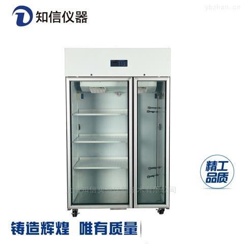 生命科学实验室专用大小双门层析实验冷柜