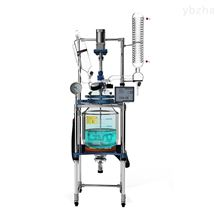 GR-2020L转速温度显示双层玻璃反应釜