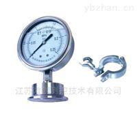 卡箍式卫生型压力表