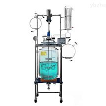 鄭州長城科工貿100L調試雙層玻璃反應釜