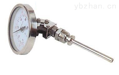 万向型双金属温度计厂房