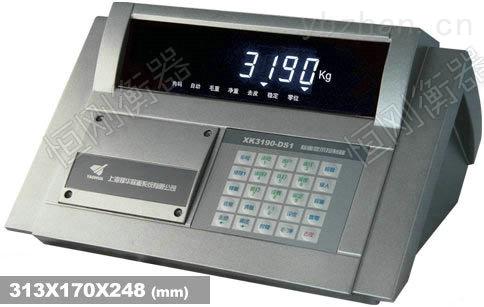 耀華XK3190-DS1地磅顯示器 地磅稱重數顯儀