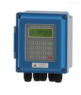 TUF-2000S小型壁挂式超声波表安装外夹固定式流量计