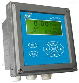 SJG-2083C在线耐高温酸碱浓度计