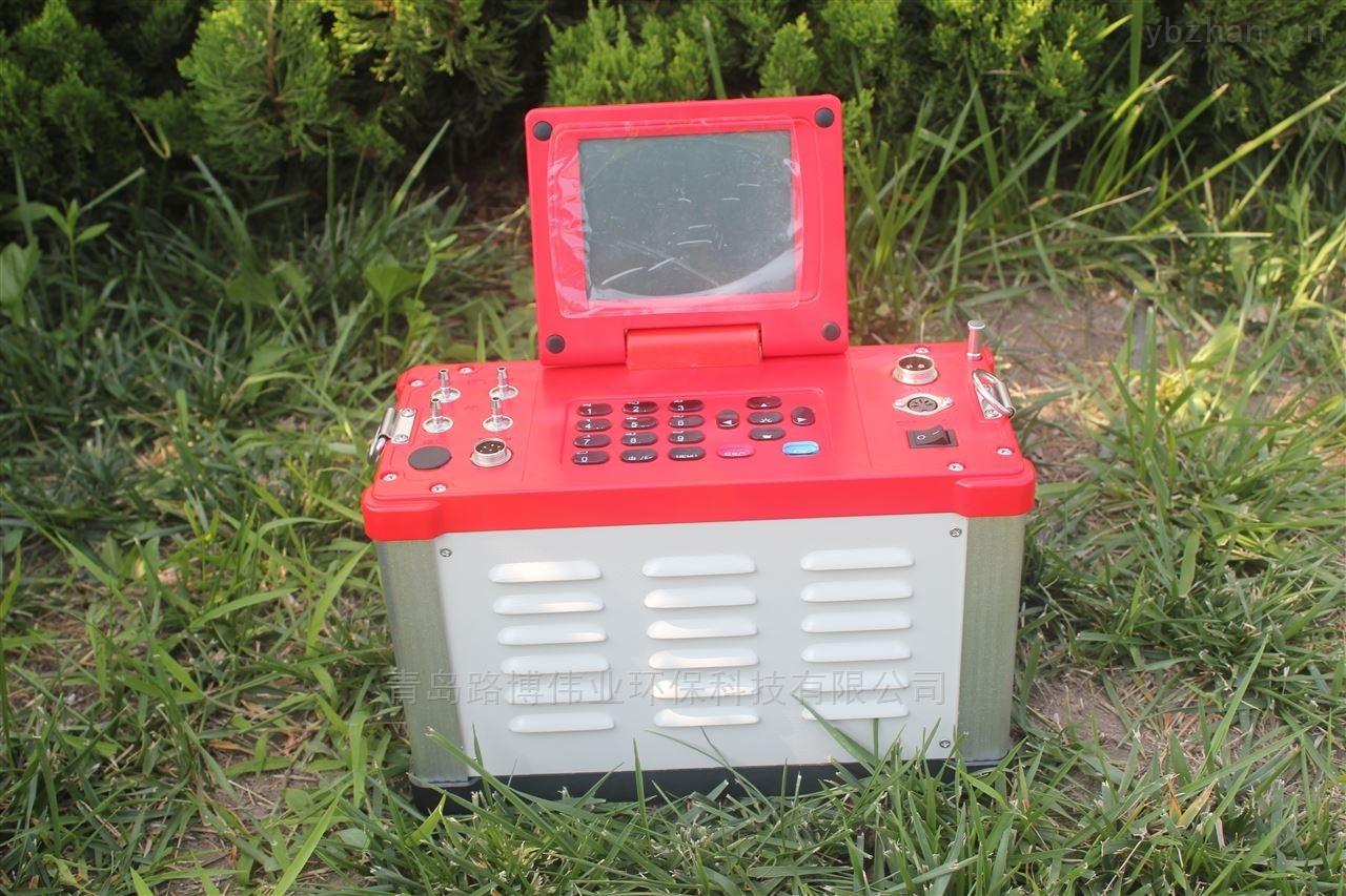 LB-70C-低浓度大流程烟尘检测仪烟气综合分析仪