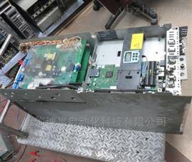 西门子6RA80上电报警F60092维修