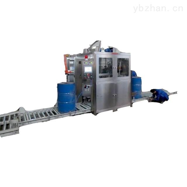 全自动稀释剂灌装机生产线